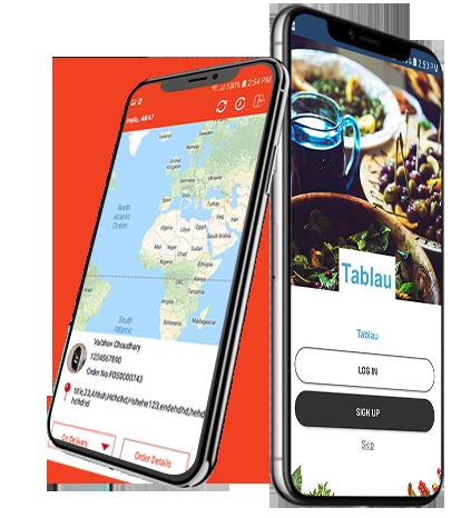 OFO System : Mobile app